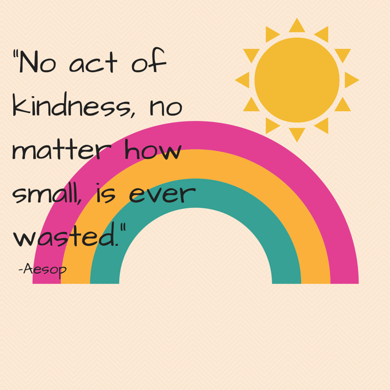 30 Inspirational Quotes About Kindness